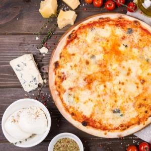 4 сыра (30 см) 510 г